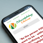 nourishing values ON mobile phone